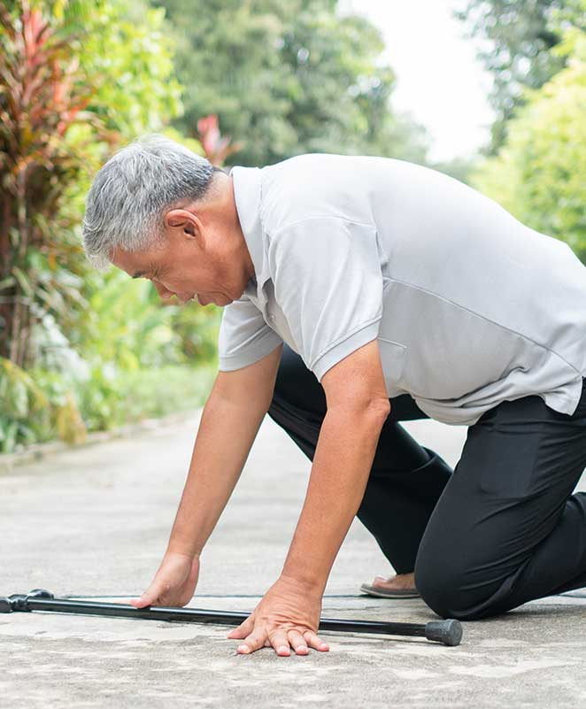 Balance Disorders and Fall Risk