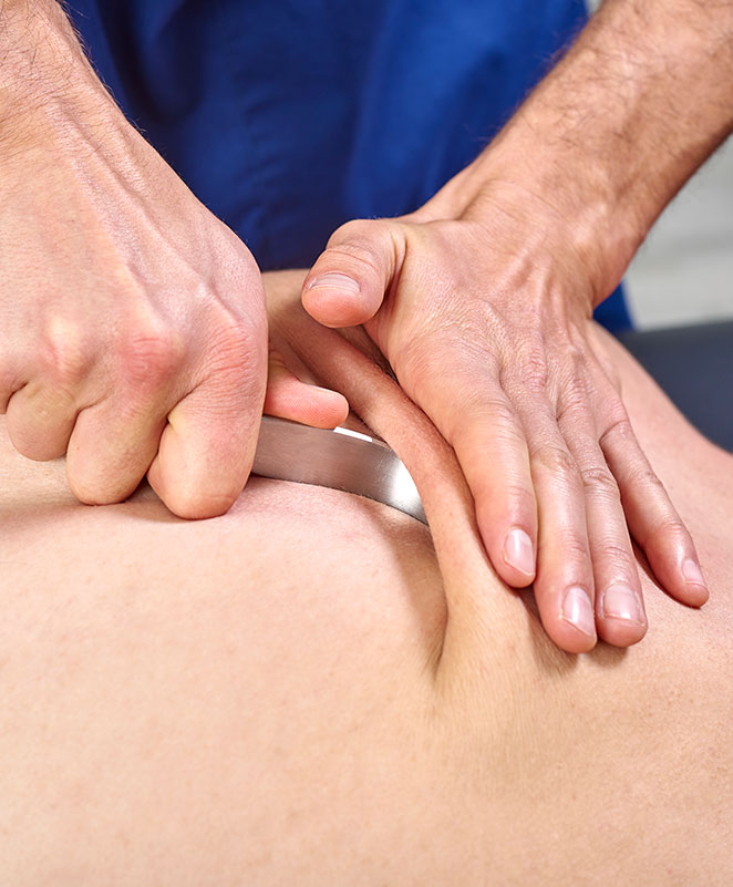 IASTM and Graston Therapy