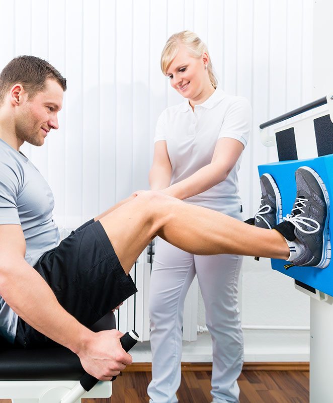 Muscle Strengthening Therapy in Franklin, MA
