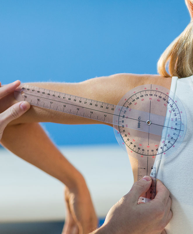 Range of Motion and Stretching/Flexibility Therapy in Franklin, MA