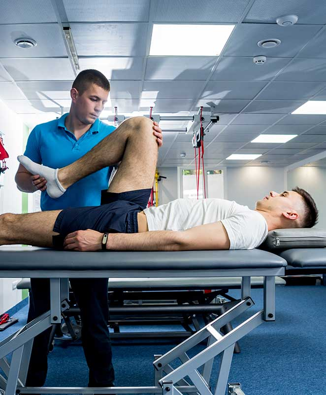 Sports Medicine Range-of-Motion Therapy in Franklin, MA